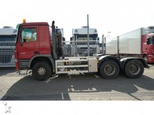 trattore Mercedes Actros 3341 6X4 3 PEDALS WITH PTO