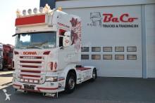 cabeza tractora Scania R 500 TL V8 - SPECIAL - TOP CONDITION - EUO 5