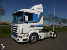 Scania R124.420 tractor unit