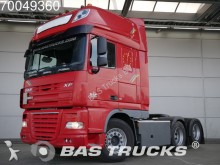 tracteur DAF XF105.460 SSC 6X2 Manual Liftachse Euro 5