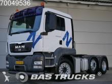 cabeza tractora MAN TGS 26.400 L 6X2 Lift+Lenkachse Hydraulik NL-Tru