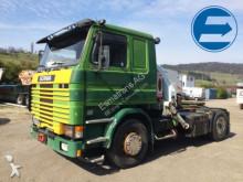 trattore Scania R142 MA 4x2 MIT KRAN - V8 MOTOR