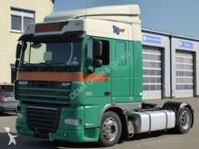 cabeza tractora convoy excepcional DAF