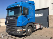 Scania R420 Manual - Airco - Steel / Air tractor unit