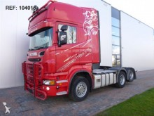 Scania R560 DOUBLE BOOGIE EURO 5 RETARDER tractor unit
