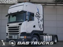 Scania R410 4X2 Retarder Hydraulik Standklima Euro 6 tractor unit