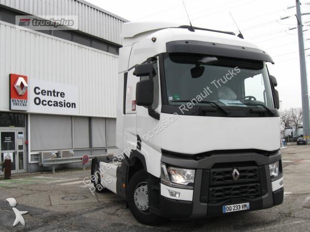 tracteur renault standard occasion constructeur renault trucks t 460tm t 4 4x2 gazoil euro 0. Black Bedroom Furniture Sets. Home Design Ideas