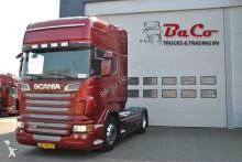 Scania R 480 TL - ETADE - 552 TKM - AD - EUO 5 tractor unit