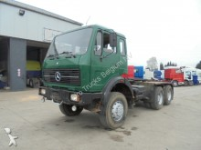cabeza tractora Mercedes SK 2638 (STEEL / 6X6 / BIG AXLE)