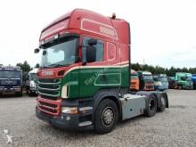 cabeza tractora Scania R500 Hydr