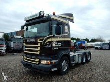 tracteur Scania R480 highline hydr