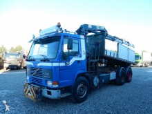 tracteur Volvo FH520 hydr