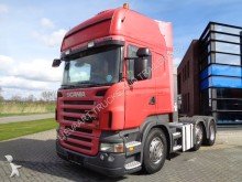 tracteur Scania R480 Topline / 6x2 / Opticruise / Retarder