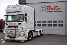 cabeza tractora Scania R 620 TL V8 6x2 - ETADE - AI SUSPENSION ON F