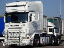 trattore Scania R560 V8 6X2 MANUAL RETARDER FULL AIR