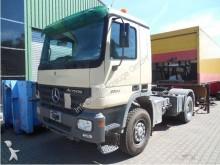 cabeza tractora Mercedes 2044AS-4x4-Kipphydraulik-Blatt