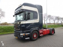 Scania R420 TL RETARDER 2X TANK tractor unit