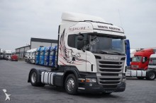 Scania R 420 / ADR / E 5 / RETARDER / HIGHLINE tractor unit