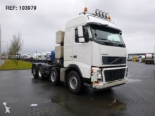 trattore Volvo FH16.580 MANUAL RETARDER FULL STEEL HUBREDUCTION 180 TON EURO 4