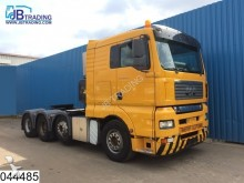 MAN TGA 41 480 8x4, Manual, Retarder, Airco, Adjusta tractor unit