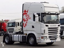 Scania R 440 / TOPLINE / MANUAL /RETARDER / / tractor unit