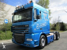 DAF XF105.510 MANUAL tractor unit