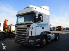 tracteur Scania R420 HIGHLINE
