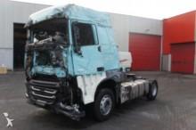 trattore DAF XF106-460 Spacecab Euro 6 No Tacho 2014