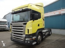 Scania R420 HIGHLINE (MANUAL GEARBOX / RETARDER / AIRCO tractor unit