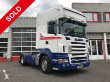 Scania R420 LA4X2 MNA TOPLINE OPTICRUISE INTARDER tractor unit