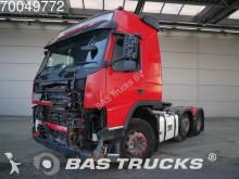 cabeza tractora Volvo FM 440 6X2 RHD Unfall Fahrbereit Liftachse Hydra