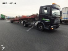 trattore MAN TGL12.240 WITH TRAILER EURO 3