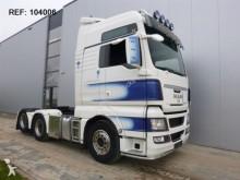 cabeza tractora MAN TGX 26.480 DOUBLE BOOGIE RETARDER EURO 5