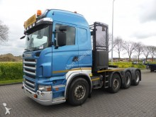 trattore Scania R580 8X4 SPRING MANUAL 12