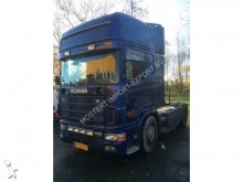 Scania 144-460. V8 tractor unit