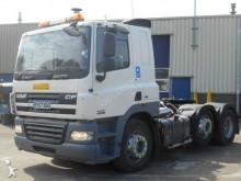 DAF CF 85.410 6X2 RHD Manuel Gearbox Hydraulic Inst. tractor unit