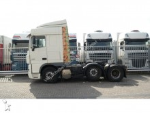 DAF XF 105.460 6X2 MANUAL GEARBOX EURO 5 SUPER SPACE tractor unit