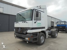 Mercedes Actros 1840 (BIG AXLE / MANUAL GEARBOX) tractor unit
