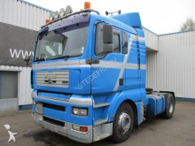 tracteur MAN TGA 410 , ZF Manual , Engine Damage