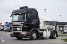 Scania G 420 / PEŁNY ADR / E 5 / HIGHLINE / OPTICRUISE tractor unit