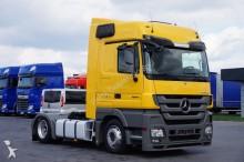 Mercedes ACTROS / 1844 / E 5 / LOW DECK / MEGA / RETARDER tractor unit