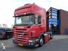 trattore Scania R480 Topline / 6x2 / Retarder / NL Truck