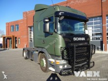 Scania P420 4x2 2011 LOW KILOMETER tractor unit