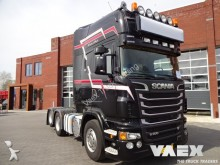 trattore Scania R500 6x2 Topline special interior dutch truck