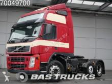 cabeza tractora Volvo FM 430 RHD Unfall Fahrbereit 6X2 Liftachse Leder