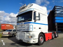 DAF XF105.460 SSC / Manual / Euro 5 / 6x2 tractor unit