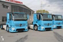 trattore scuola guida Mercedes