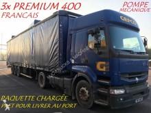 trattore Renault Premium 3x 400 - POMPE MECANIQUE - FRANCAIS