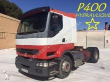 tracteur Renault Premium 400 + HYDRAULIQUE - SUPER PROPRE - PAS P