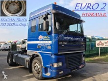tracteur DAF XF 95 380 - BIG AXLE / HUB REDUCTION - MANUAL ZF